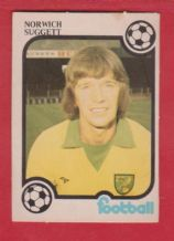 Norwich City Colin Suggett